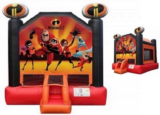 DISNEY\'S INCREDIBLES BOUNCE HOUSE (New Editon)